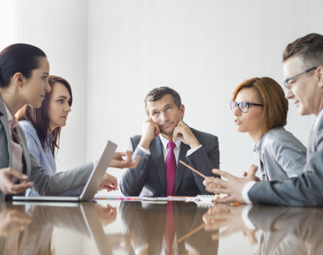 Handling Conflict in the Boardroom